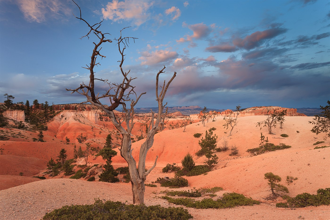 Bryce Canyon, photo