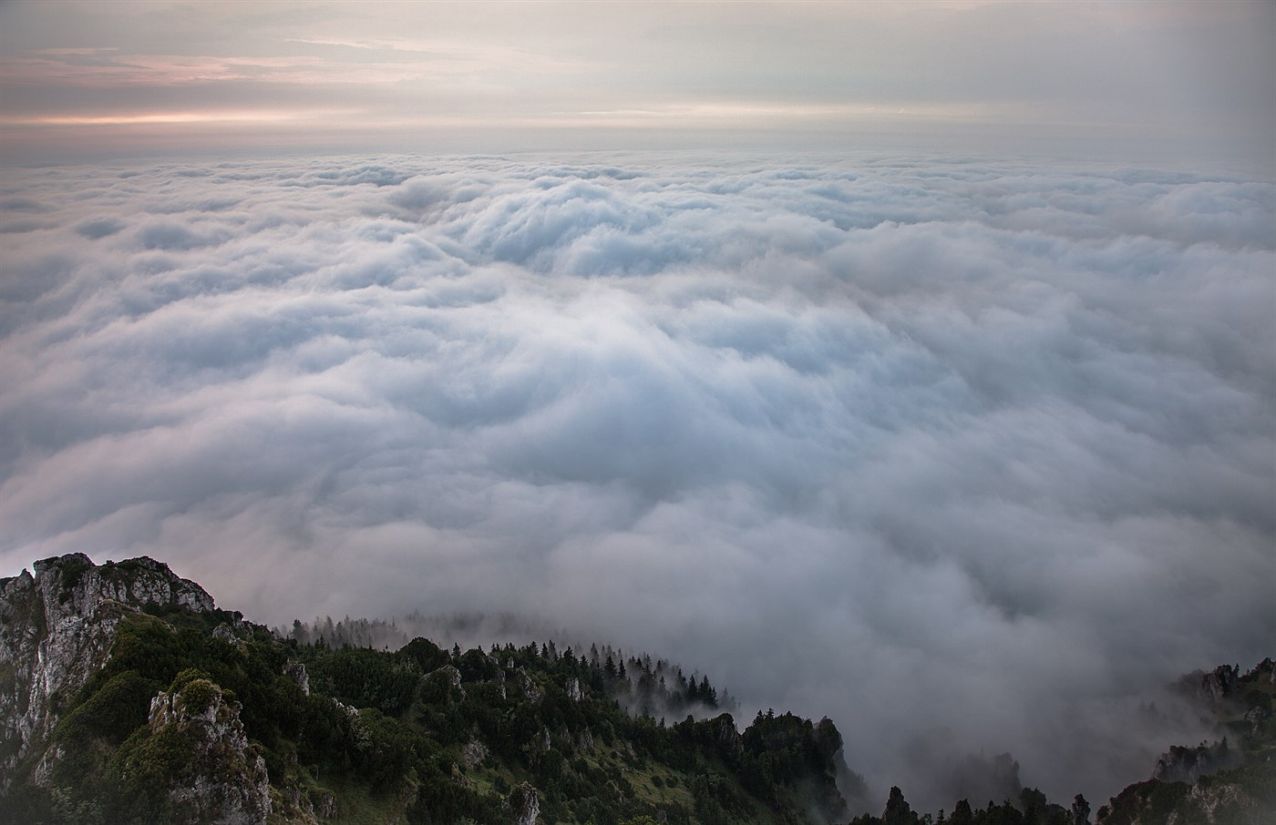 Sea of Clouds, photo