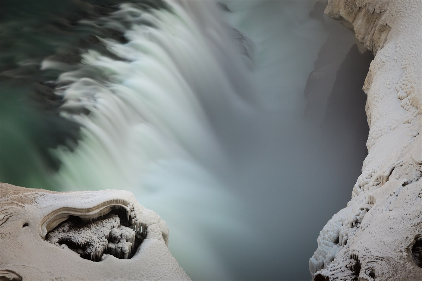Gullfoss, photo