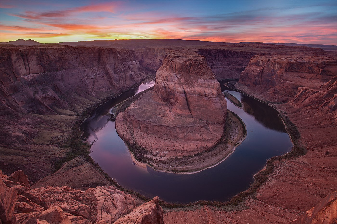 Horse Shoe Bend, photo