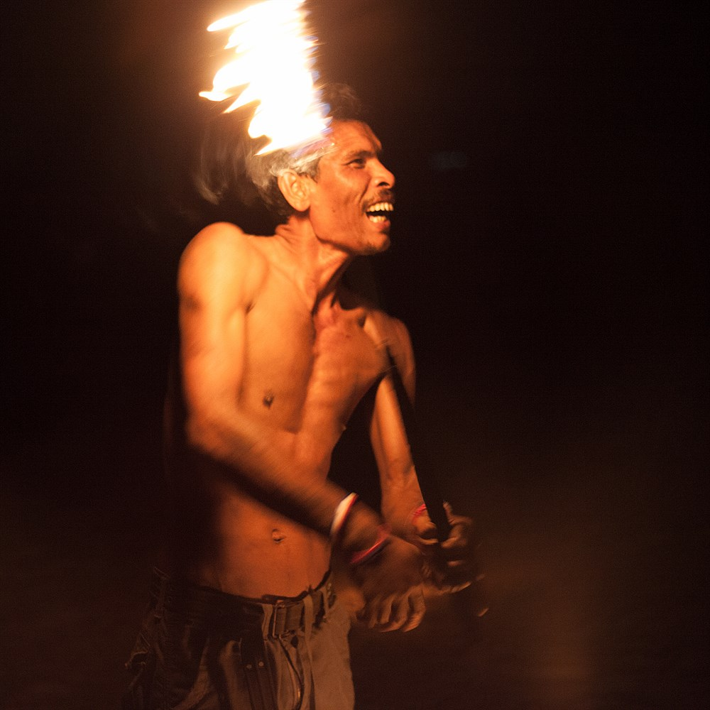 Fireshow, photo
