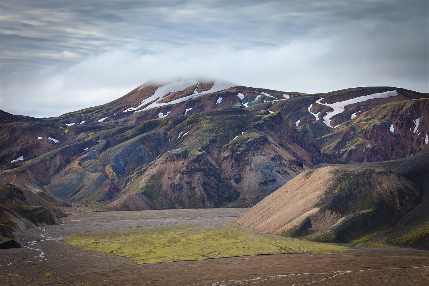 Landmannalaugar, photo
