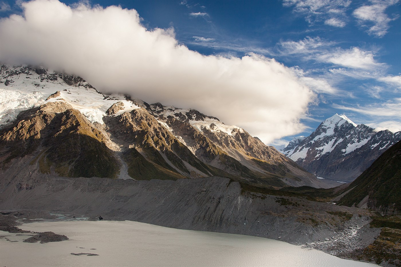 Mount Cook, photo