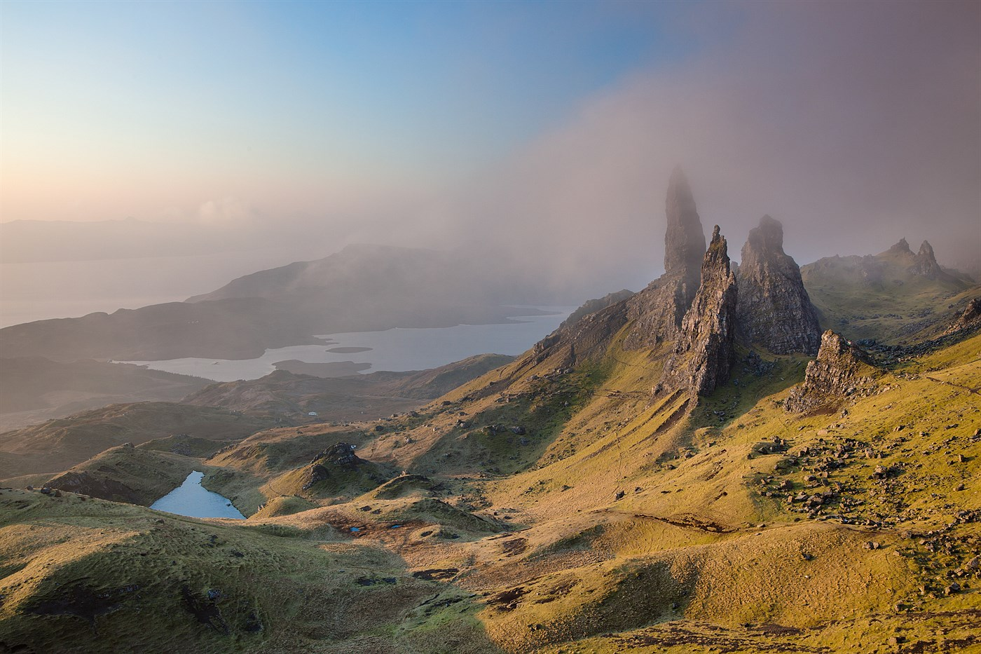 Old Man of Storr, photo