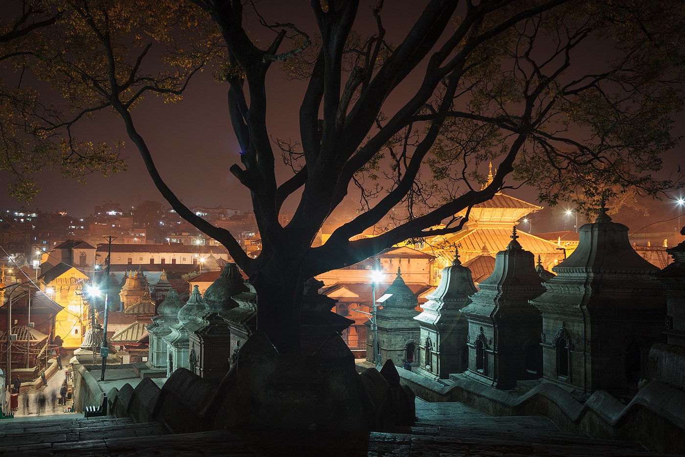 Pashupatinath, photo