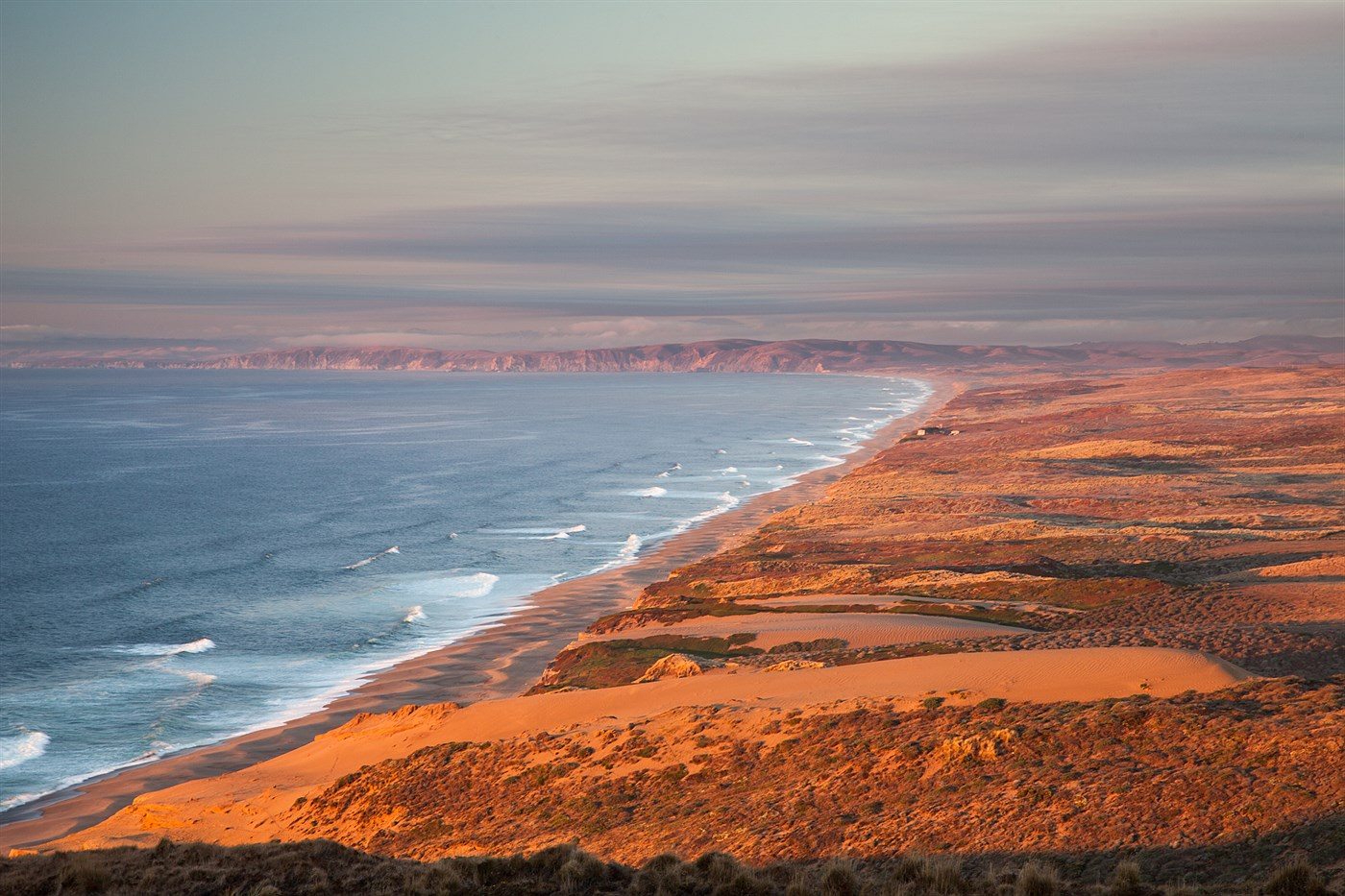 Point Reyes, photo