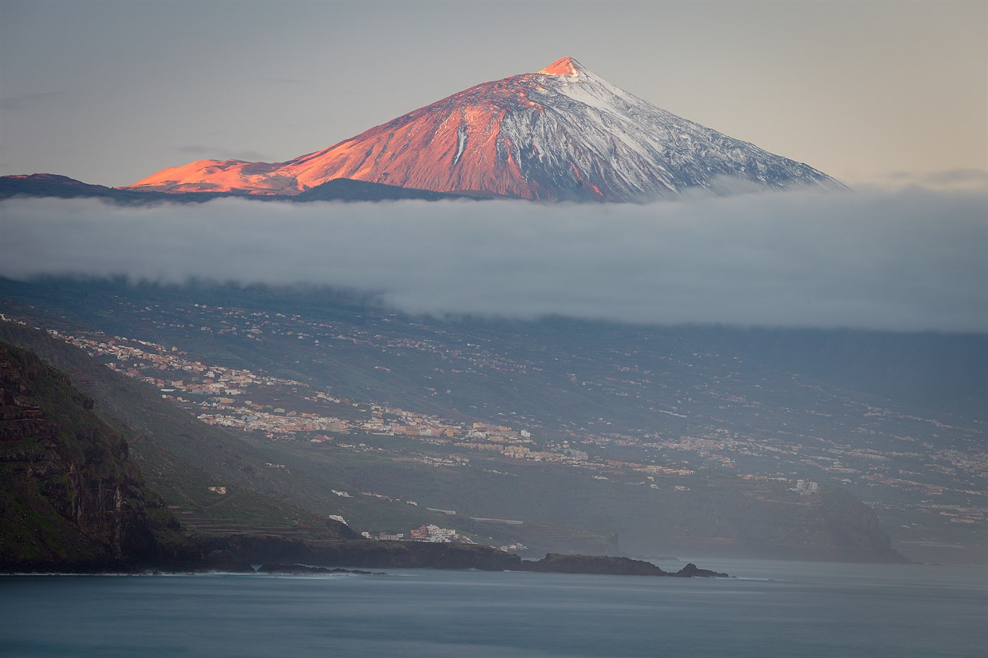 Waking Teide, photo