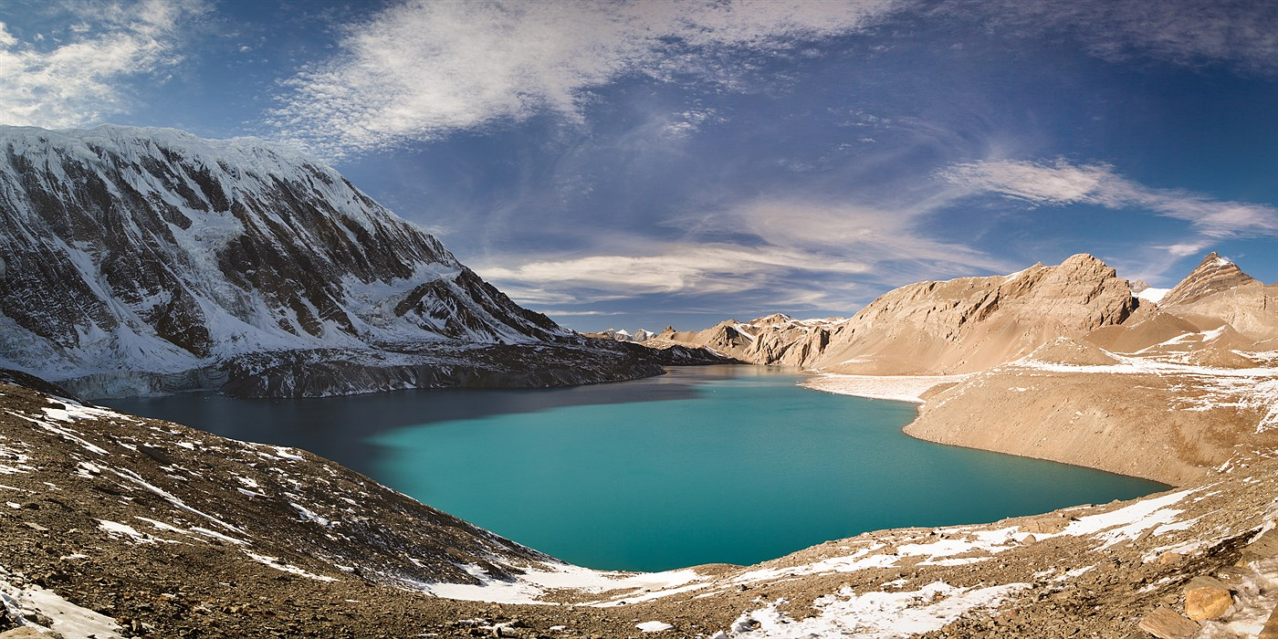 Tilicho Lake, photo