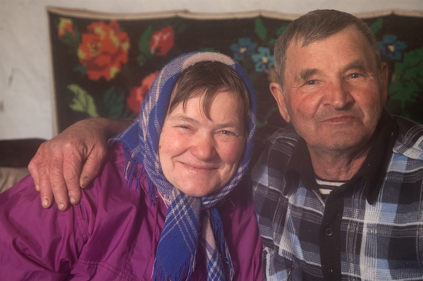 Old Couple, photo