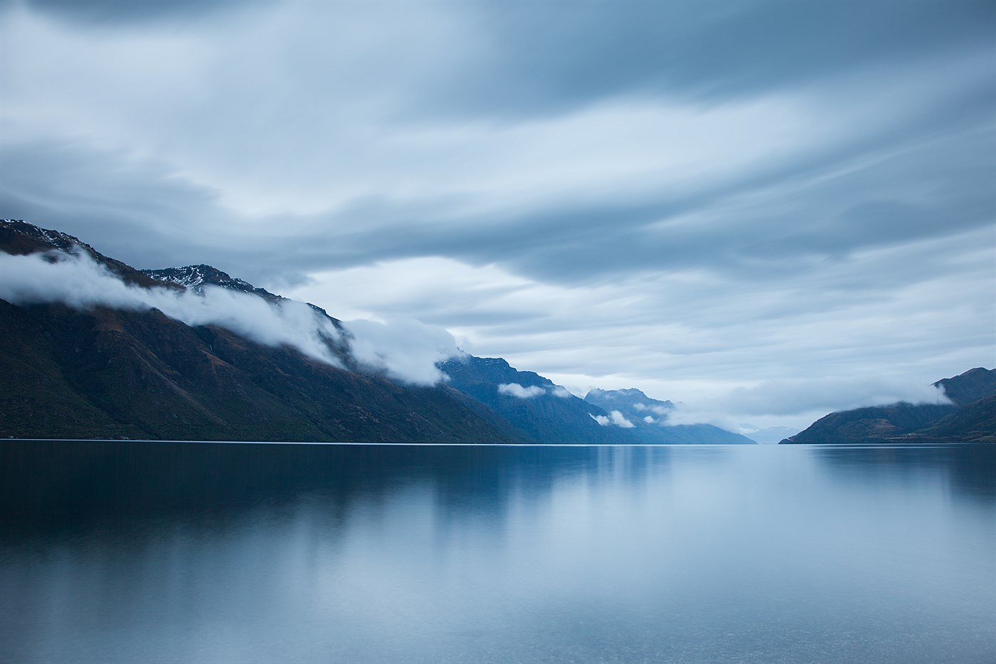 Wakatipu Lake, photo